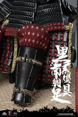 COOMODEL 20181215 CM-SE041 Black Cattail Armor of Oda Nobunaga 织田信长黑系南蠻胴具足 - 13 (Lord Dragon 龍王爺) Tags: 16scale 12inscale onesixthscale actionfigure doll hot toys coomodel samurai