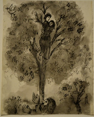 Le poirier enchanté, 1949-1950 (RarOiseau) Tags: aixenprovence exposition art chagall paca bouchesdurhône arbre