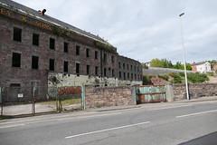 Wallace Craigie Works Dundee 2016 (3) (Royan@Flickr) Tags: 201605 wallace craigie works dundee william halley sons blackcroft landmark jute mill factory buildind demolished history 2016