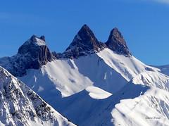 Un coeur en hiver (clairetresse) Tags: coeur aiguillesdarves mauricienne savoie neige randonnée raquettes latoussuire février 2019