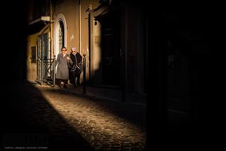 street in frascatri