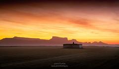 Frosty sunrise in Bardenas 7S9309 (joana dueñas) Tags: navarra bardenasreales winter spain frosty sunrise landscape desert joanadueñas photofeeling