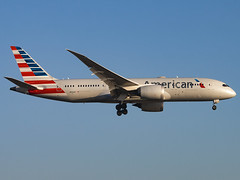 American Airlines | Boeing 787-8 Dreamliner | N810AN (Bradley's Aviation Photography) Tags: egll lhr heathrow heathrowairport londonheathrowairport london londonheathrow canon70d aviation avgeek aviationphotography plane planespotting flying b787 787 b788 aa american americanairlines boeing7878dreamliner n810an dreamliner