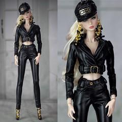 Nu Fantasy Gretel Eden Sweet Nothing (Regina&Galiana) Tags: fashionroyalty fashion fashiondoll doll barbie integritytoys outfit nuface nufantasy gretel sweetnothings eden