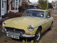 1972 MGB GT (Neil's classics) Tags: vehicle 1972 mgb gt car