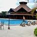 Poolside Panorama