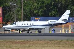 N686BC (LAXSPOTTER97) Tags: n686bc israel aircraft industries 1125 astra cn 039 further llc aviation airport airplane kbfi