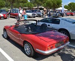 LOTUS Elan 1600 S1 (type 26) - 1963 (SASSAchris) Tags: lotus elan 1600 2 tours dhorloge castellet colin chapman circuit ricard voiture anglaise