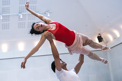 Watch LIVE: The Royal Ballet rehearse <em>Medusa</em> on 23 April 2019