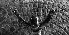 12 21 (ana_kapetan_design) Tags: bw blackandwhite sculpture metal music art