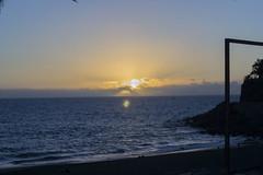 Gran Canaria (Meindert Mulder) Tags: canarias grancanaria taurito playataurito travel outdoor sea atlanticocean sunset d3100