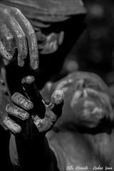 Don't let me go! (darkangel1910) Tags: ohlsdorf friedhof parkfriedhof hamburg deutschland germany europa europe ausdemherzenfotografiert love liebe liebezurfotografie passion leidenschaft fotografie photography photo pictures pastdays schwarzundweis blackandwhite friedhöfe forthelovetothedetail hands detail lightandshadow lichtundschatten liebezumdetail gothic graveyard grabmal grabstätte gedenksteine grabmäler cemeteries cemetery cimetière cimitero gottesacker goodbye vergänglichkeit vermissen verzweiflung vereint gravestones she him dont let me go stille momente kunst kunstwerk bildhauerkunst silent moments silenzio statue hansestadt norddeutschland