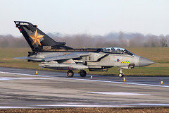 ZD716 (Ian.Older) Tags: panavia tornado gr4 zd716 fang marham goldstars raf royalairforce military jet aircraft aviation
