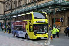 33203 SK68LWP First Glasgow (busmanscotland) Tags: 33203 sk68lwp first glasgow sk68 lwp ad adl alexander dennis e40d enviro400 enviro 400