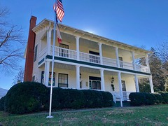 The Shelton House, Waynesville, NC (w_lemay) Tags: appalachia northcarolina westernnorthcarolina haywoodcounty waynesville south nationalregisterofhistoricplaces museum victorian