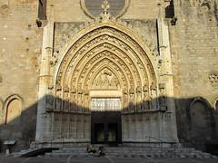 Basílica de Castelló d'Empuries (dckellyphoto) Tags: castellódempúries spain romanesque catalonia empordàcathedral cathedral church