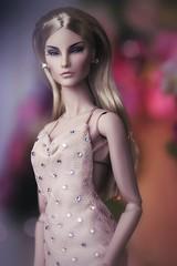 Meet Pink n Play's newest model: Elise Jolie (robert.maneja) Tags: fragranceelise elisejolie integritytoys fashionroyalty dollphotography
