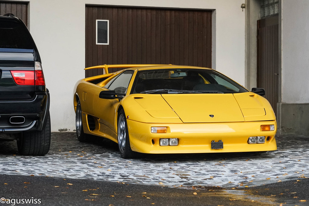 The World S Most Recently Posted Photos Of Lamborghini And Oldtimer