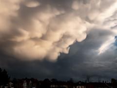 Strange Cloud (velodenz) Tags: velodenz fujifilmx30 cloud skyscape sky weather filton northville horfield southmead southgloucestershire southglos bristol england unitedkingdom uk greatbritain gb 1000 views 1000views