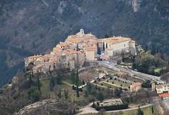 village de Gourdon (b.four) Tags: village paese gourdon alpesmaritimes