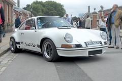 _DSC4847 (John McCulloch Fast Cars) Tags: 911 porsche white 27 rs lightweight aircooled pnt827g