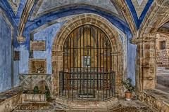SANTUARI FONT DE LA SALUT (juan carlos luna monfort) Tags: traiguera castellon castello edificiohistorico religioso religion hdr piedra nikond7200 pozo capilla sigma1750