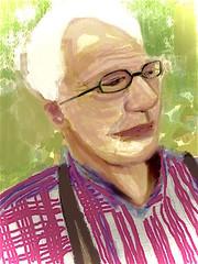 Ramon Alcain (chartan) Tags: artsetpro portrait jkpp