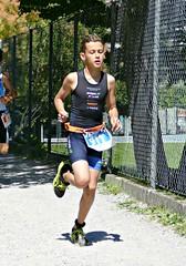 Lean (Cavabienmerci) Tags: triathlon triathlete triathletes spiezathlon spiez 2018 switzerland suisse schweiz kid child children boy boys run race runner runners lauf laufen läufer course à pied sport sports running