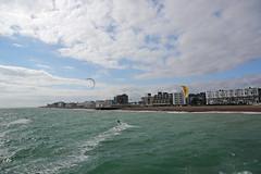 2018_08_15_0023 (EJ Bergin) Tags: sussex westsussex worthing beach seaside westworthing sea waves watersports kitesurfing kitesurfer seafront lewiscrathern jezjones