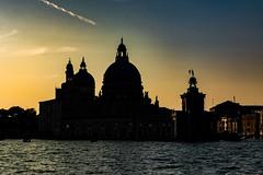 Sunset in Venice (alfapegaso) Tags: