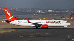 TC-TJI B738 Corendon Airlines