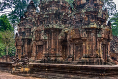 Banteay Srei Temple (Califdan) Tags: abandoned asia banteaysreitemple cambodia danhartfordphoto decay old ruin siemreaparea stonearchitecture templeshrine womenstemple geo:lon=10396287183333 exif:focallength=28mm camera:make=canon geo:state=siemreap geo:location=banteaysreitemple geo:lat=13598732166667 geo:city=siemreapangkorarea exif:isospeed=800 exif:aperture=ƒ10 geo:country=cambodia exif:model=canoneos7dmarkii exif:lens=tamron28300mmf3563divca20e camera:model=canoneos7dmarkii exif:make=canon 7d2r032162