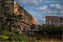 ZEN 2 (FedericoPatti) Tags: 2019 zen zonaespanzionenord vittoriogregotti canon 6d architettura edificio verde cielo sicili palermo periferia