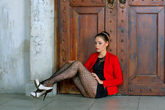 Irina: High heels? But of course! (Kostya Romantikov) Tags: moscow russia russian girl woman studio black patterned pantyhose tights dress patternedpantyhose blacktights short shortdress strumpfhose collants miniskirt миниюбка minirock minijupe minifalda minigonna minihame jambes beine piernas gambe slenderlegs piernasesbeltas gambesnelli schlankebeine picioarelesubțiri incebacaklar ohutjalat jambesélastiques blackdress колготки ножки minidress shoes sole art arch heels highheels kostyaswardrobe upskirt panchira