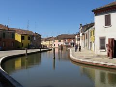 Comacchio (Roberto Marinoni) Tags: comacchio canali canals emiliaromagna ferrara bellitalia