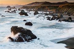Sonoma Coast State Park (Karen.b) Tags: beach ocean pacificocean ca sonomacoaststatepark sonomacounty sonomacountyca furlonggulch sea seastacks california sonomacountycalifornia coastline cacoast cacoastline californiacoast californiacoastline mycastateparks
