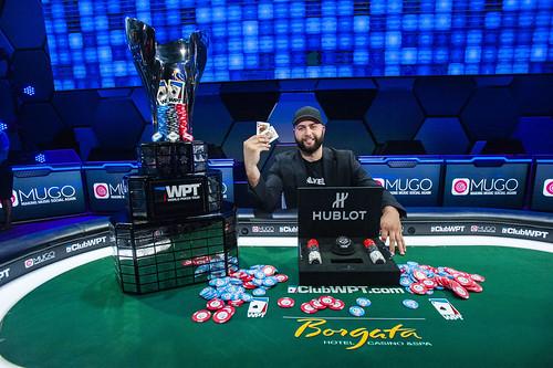 Champion Vinicius Lima