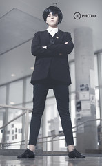 Jumin 2 (MecCanon [Insta: JLPhotoOfficial]) Tags: cosplay cosplayer genericon rpi rensselaer polytechnic institute canon 6d fullframe 50mm f18 stm portrait retrato fantasy comic con anime girl mystic messenger