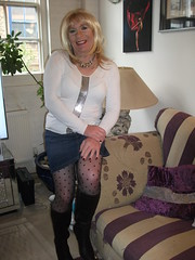 Finally I Am Me (rachel cole 121) Tags: tv transvestite transgendered tgirl crossdresser cd gender fluid