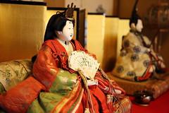 "Hina dolls (Teruhide Tomori) Tags: japan japon kyoto tradition culture 日本 京都 伝統 文化 doll classic antique toy ""hina 雛飾り 雛人形 happyplanet asiafavorites"