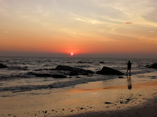 Sunrise at Hua Hin