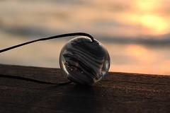 """Necklace (unicorn7unicorn) Tags: море """"jewelry"""" macromondays necklace ожерелье закат ornament sea"""