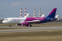 HA-LWP Wizz Air Airbus A320-232 (Nathan_Ivanov) Tags: airplane aircraft vko vnukovo uuww spotting airbus airbusa320 wizzair