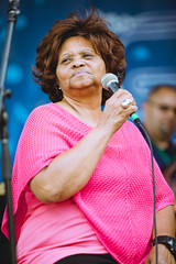 French Quarter Fest 2019 - Topsy Chapman