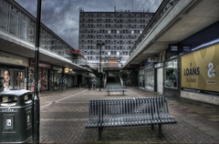 Terminus House (nigdawphotography) Tags: town towncentre architecture pedestrian shops terminushouse harlow essex