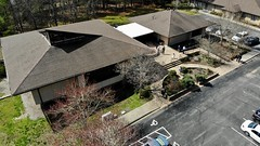 Five Oaks Seventh-day Adventist Church - 5 (Tandem Guy) Tags: march16 2019 durham nc seventhdayadventist aerial drone