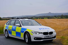 NX18 CCY (S11 AUN) Tags: cleveland police bmw 330d xdrive 3series touring anpr traffic car roads policing rpu 999 emergency vehicle policeinterceptors nx18ccy