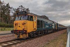 05.01.19 | 50049, Tweedbank (Jamie A. Hunter) Tags: canon canonphotography canoninc canonef24105mmf4lisusm canoneos5ds canonef24105mmf4lisusmii ef24105mmf4lisusm eos photography photograph sky skies clouds railway railways locomotive trains train passenger 50007 50049 defiance hercules class50 diesel tweedbank scotland scottishhighlands scotrail abellioscotrail railtour