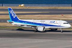 JA8947 / All Nippon Airways / Airbus A320-211 (Charles Cunliffe) Tags: canon7dmkii aviation tokyohanedainternationalairport rjtt hnd allnipponairways ana nh airbusa320 a320200 ja8947