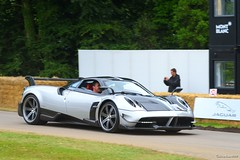 Pagani Huayra (technodean2000) Tags: ©technodean2000 lr ps photoshop nik collection nikon technodean2000 flickr photographer d810 wwwflickrcomphotostechnodean2000 www500pxcomtechnodean2000 goodwood festival speed gos 2017 pagani huayra